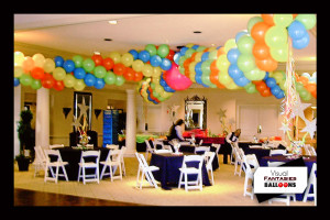 Bar and Bat Mitzvah, Balloon Expressions, Balloon Sculptures