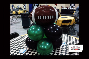 Football Centerpiece