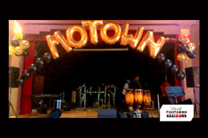Motown Arch