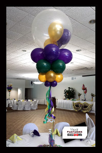PurpleGreen&GoldCenterpieces