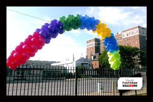 Rainbow Spiral Arch