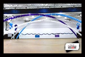 Balloon.Arches.School