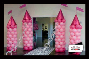 BirthdayBalloonsSculpturesPrincessThemeCreativeExpressions