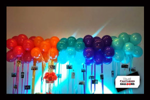 MultiColorBalloons