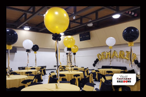Black&GoldCenterpieces